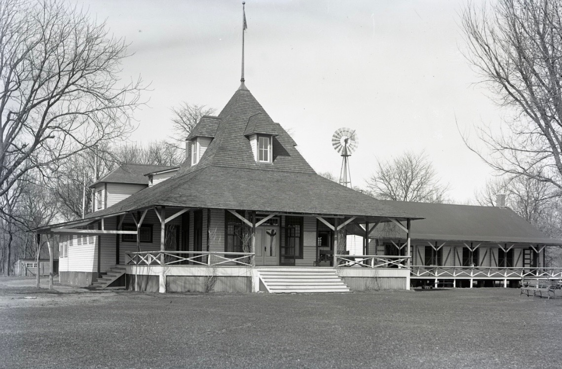 Original Elmwood CC Club House