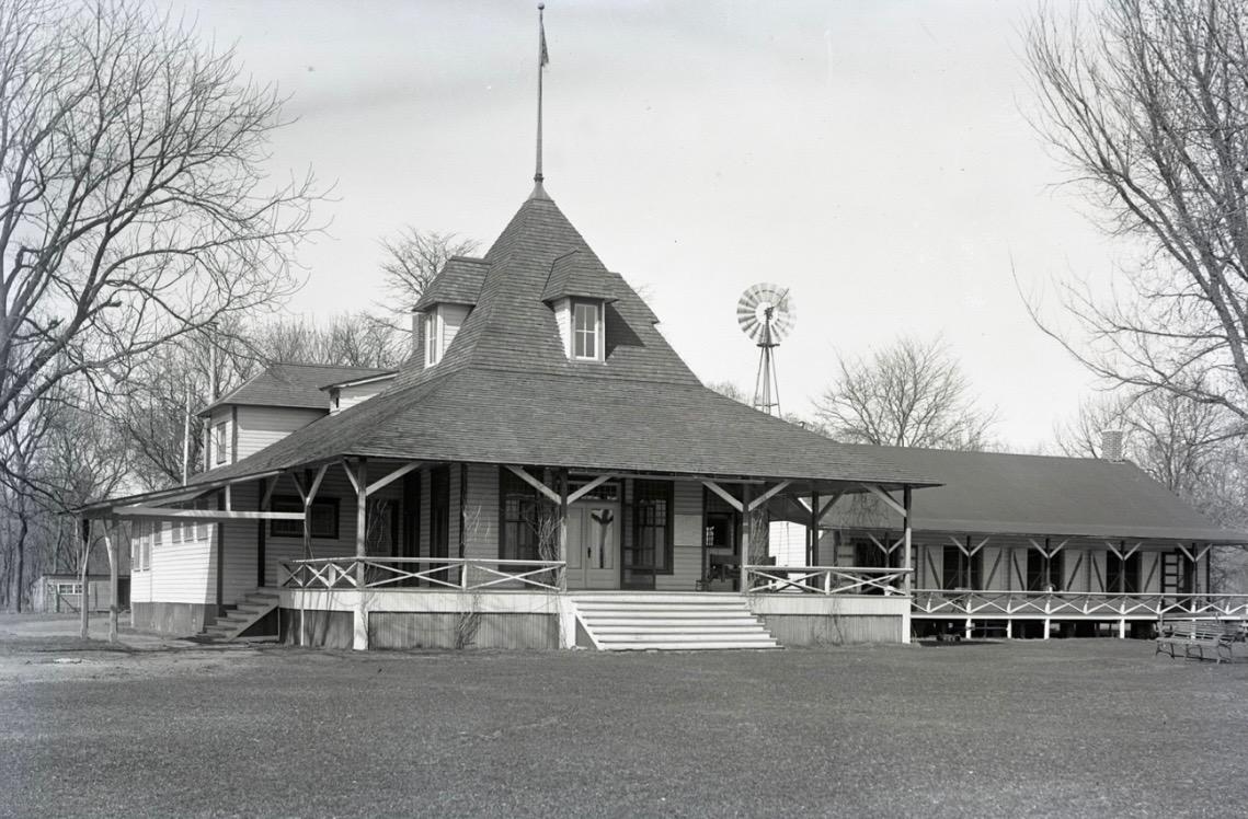 Original Elmwood CC Club House
